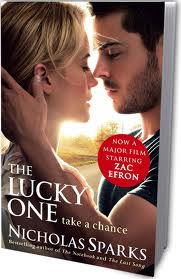 The Lucky One Book Cover