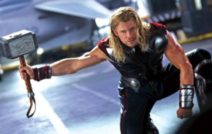 And if I haven't sold this movie enough to you, you also get Chris Hemsworth as a bit of  eye candy :D