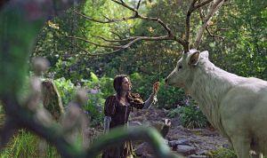 The White Deer ... Aslan?
