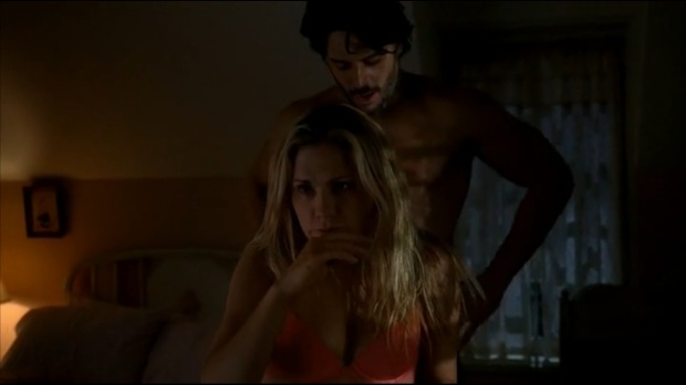 """Eric: """"Alcide, you sure know how to treat a lady"""""""