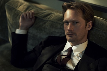 Alexander Skarsgard, could he be the future Mr. Grey?
