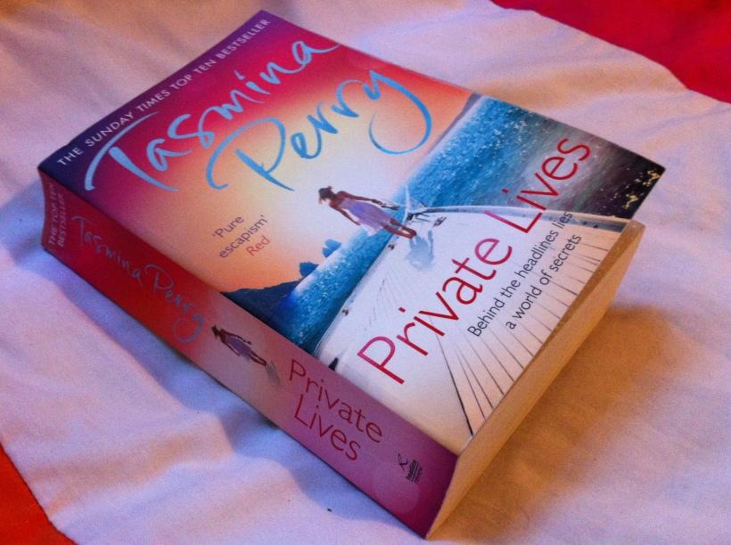 Private Lives - Tasmina Perry
