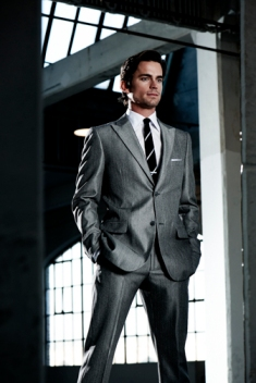 Could Matt Bomer be Mr Grey?