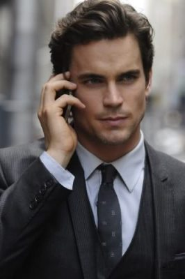 Matt Bomer as Mr Grey