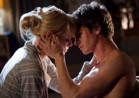 Peter Parker and Gwen Stacy <3