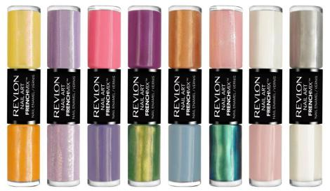 Revlon Nail Art French Mix