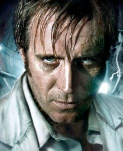 Rhys Ifan - Was this character based on Dr Jekyll and Mr Hyde?