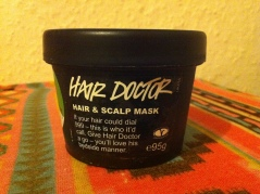 LUSH - The Hair Doctor - Scalp and Hair treatment for silky smooth hair
