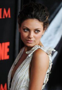 Could Mila Kunis be Ana Steele?