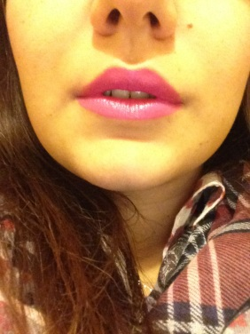 My favourite lipstick by far! Maybelline Hot Plum (906)
