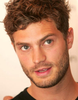 Christian Grey - Jamie Dornan